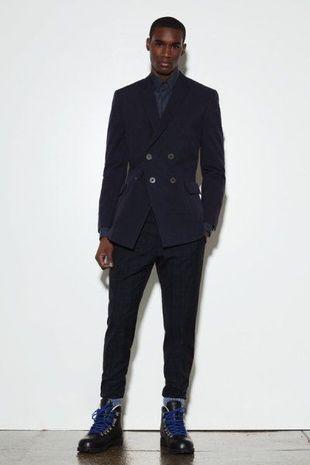 Jesienna męska kolekcja DKNY
