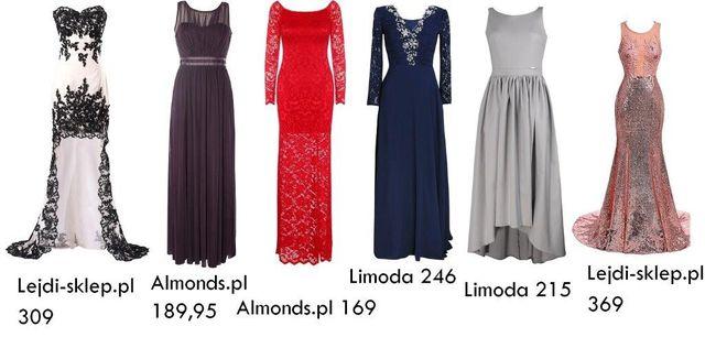 Sukienki sylwestrowe i karnawałowe - przegląd (FOTO)