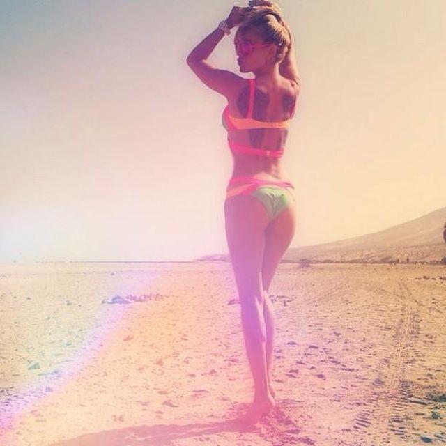 Doda i Natalia Siwiec w bikini marki Agent Provocateur