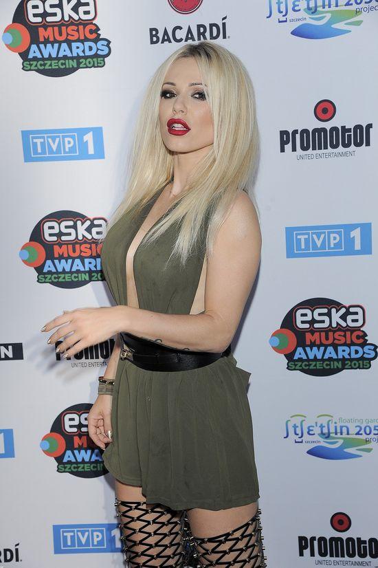 Nominacje do Eska Music Awards 2015 przyciągnęły celebrytki