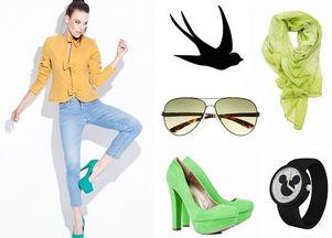 moda wiosna lato 2013