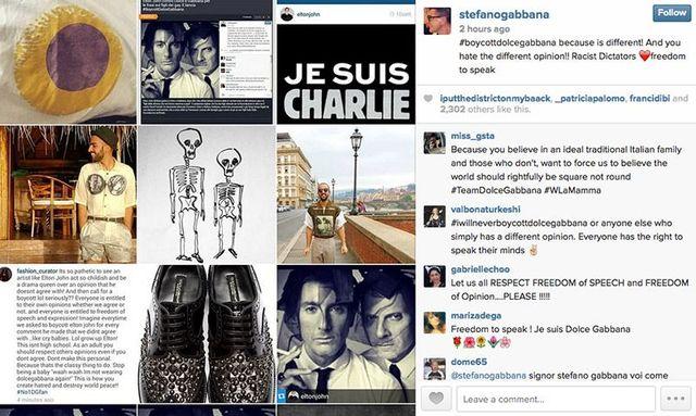 Gwiazdy bojkotują Dolce&Gabbana!