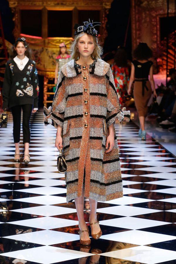 Jesień/zima wg duetu Dolce&Gabbana (FOTO)