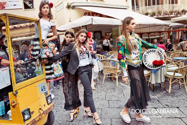 #DGCapri, czyli kolejna przepiękna kampania reklamowa od Dolce&Gabbana