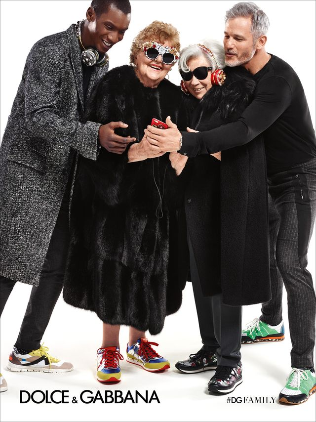 Dolce&Gabbana kochają rodzinę w kampanii jesień-zima 2015-16