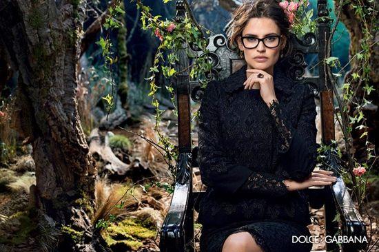 Bianca Balti powraca w kampanii Dolce&Gabbana (FOTO)