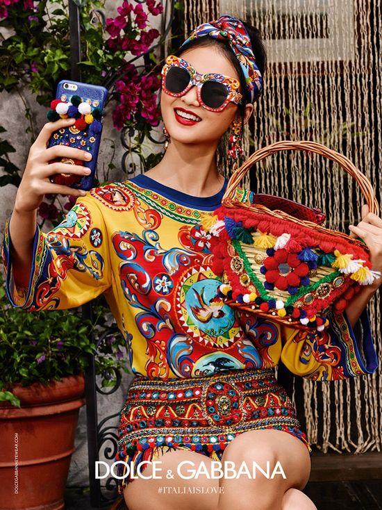 Okulary przeciwsłoneczne od Dolce&Gabbana zachwycają