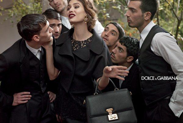 Dolce&Gabbana jesień 2013