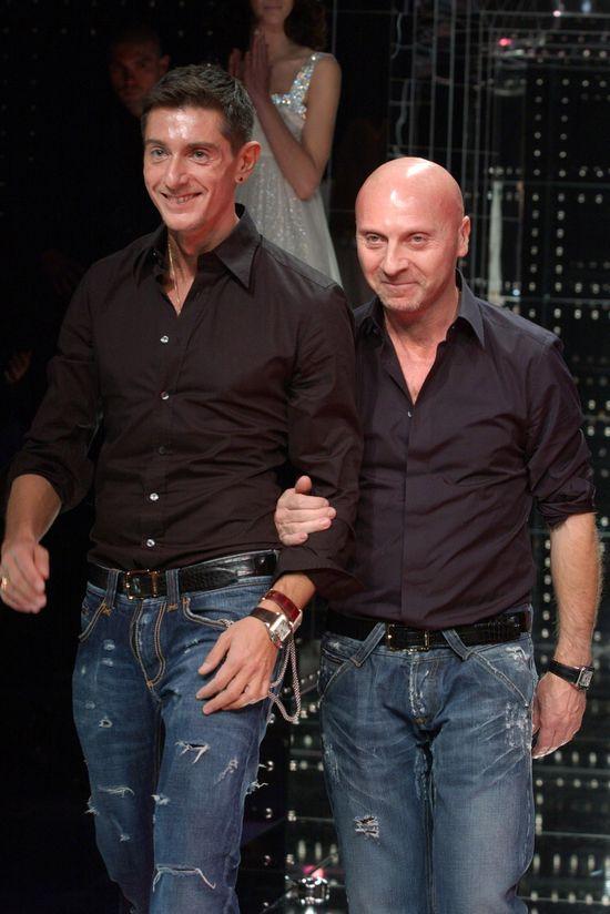 Tak Domenico Dolce i Stegano Gabbana trollują krytykujących ich za ubieranie...