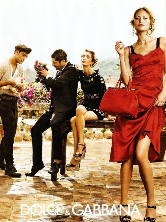 Nowa kampania Dolce & Gabbana - wiosna-lato 2014 (FOTO)