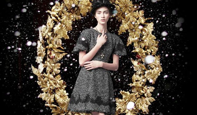 Marine Deleeuw i Ji Hye Park w kampanii Dolce&Gabbana (FOTO)