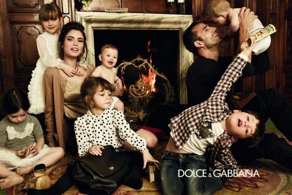 Dolce&Gabbana Bambino (FOTO)