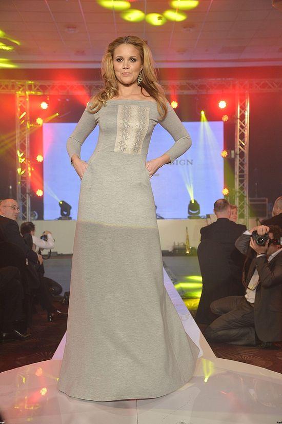 Dominika Gawęda w roli modelki (FOTO)