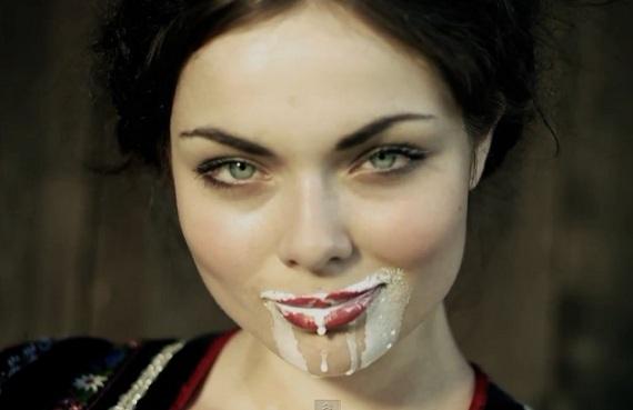 17-letnia modelka Luxuria Astaroth w kontrowersyjnym teledys