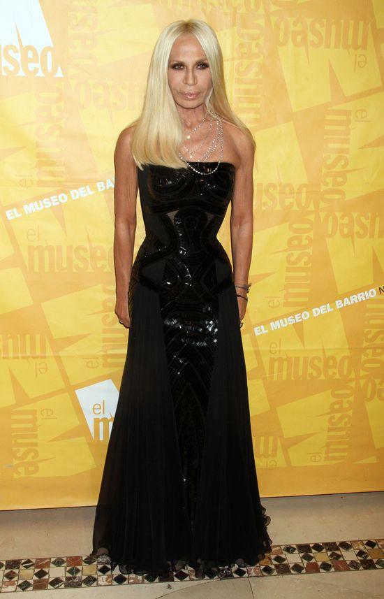 Lady Gaga została twarzą kampanii Versace wiosna 2014