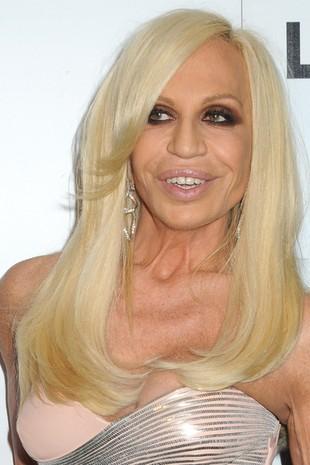 Donatella Versace: Sypiam w zamrażarce, by zachować młodość