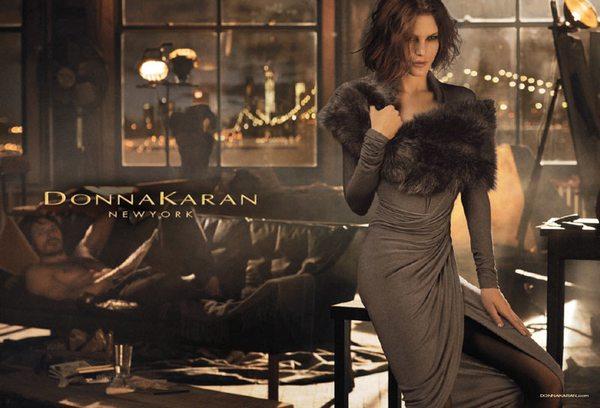 Jesienna kampania marki Donna Karan