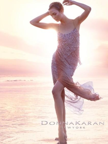 Donna Karan wiosna 2013