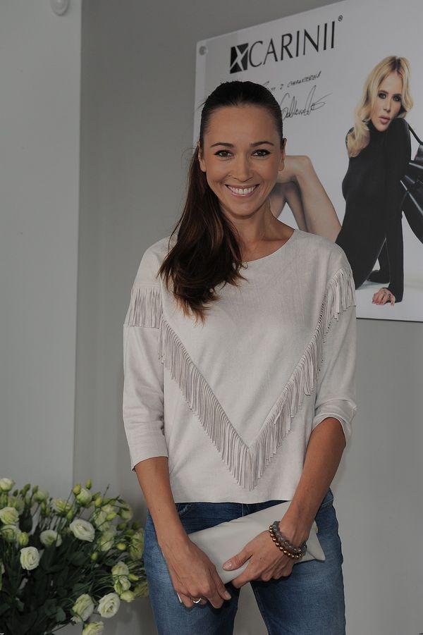 Celebrytki na prezentacjii nowej kolekcji Carini (FOTO)