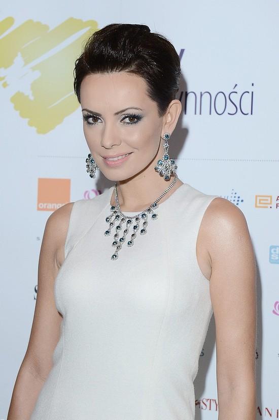 Dorota Gardias w białej sukni (FOTO)