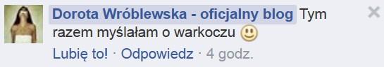 Wróblewska o Ślotale: Niesamowite predyspozycje na,,, Jagnę!