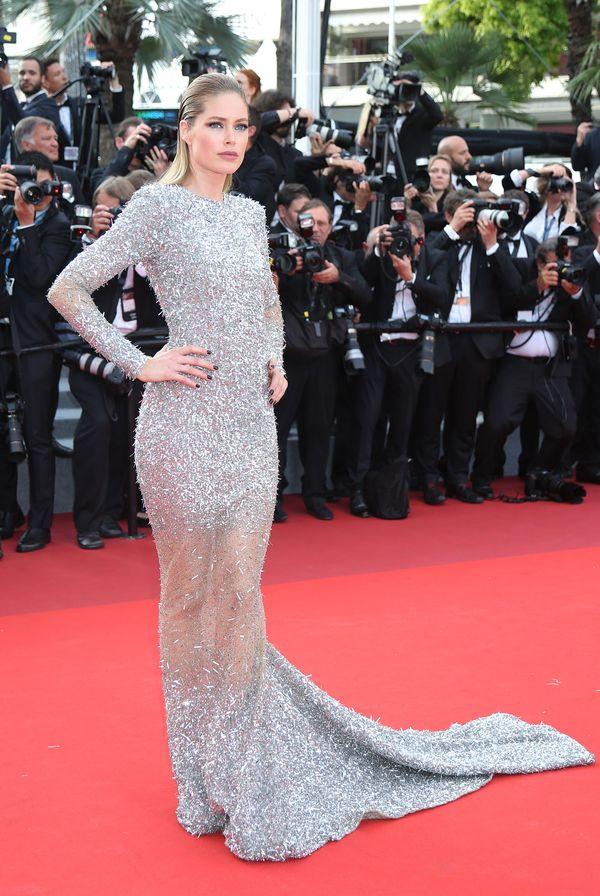 Kiedy Armia Balmain stawia się na czerwonym dywanie w Cannes... (FOTO)