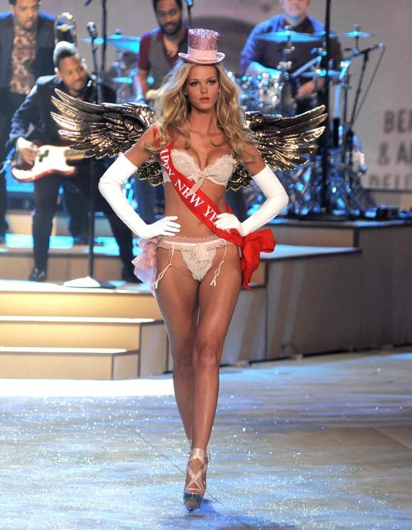 Pokaz  Victoria's Secret 2012