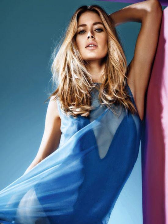 Doutzen Kroes reklamuje żel rozjaśniający włosy (VIDEO)