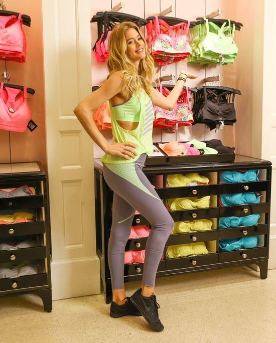 Doutzen Kroes czaruje dla Victoria's Secret Sport (FOTO)