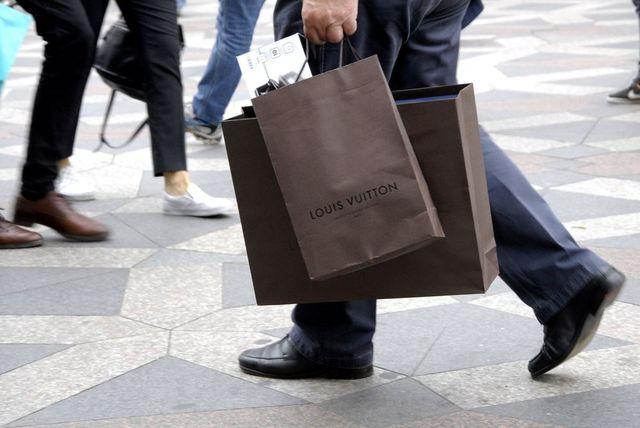 Louis Vuitton w Chinach uchodzi za markę dla sekretarek!