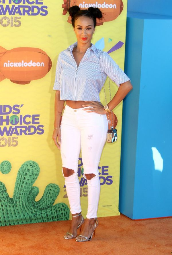 Gwiazdy na Nickelodeon's 28th Annual Kids' Choice Awards