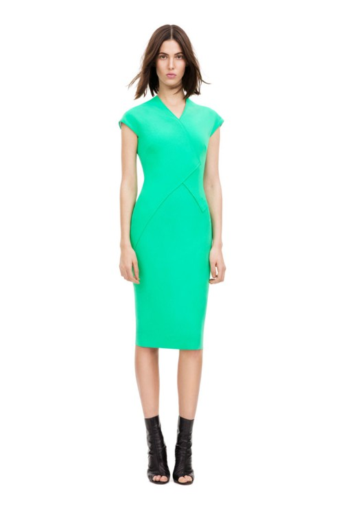 Victoria Beckham lookbook wiosna 2013