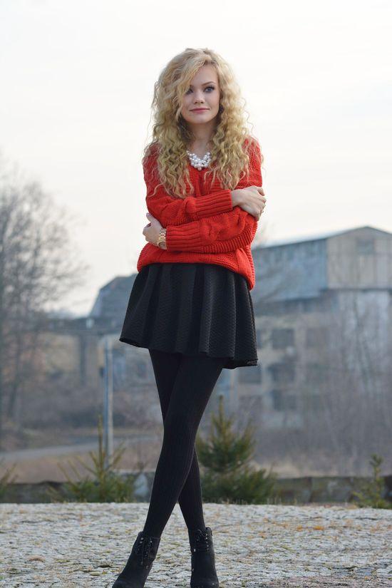 Wasze stylizacje: Milena