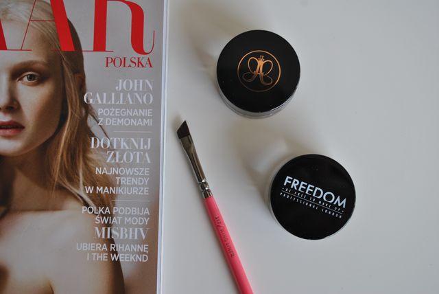 Pomady Do Brwi Anastasia Beverlly Hills Vs Freedom Makeup Zeberka Pl