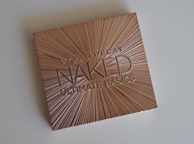 Oto jedna z najlepszych palet cieni po powiek - Naked Ultimate Basics [TEST]