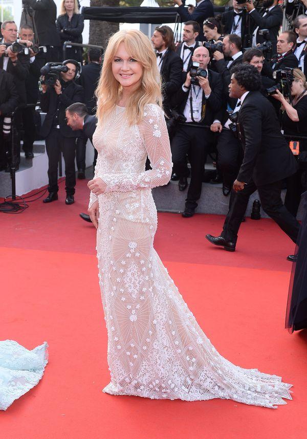 WOW! Musicie zobaczyć piękną kreację Grażyny Torbickiej z Cannes! (FOTO)