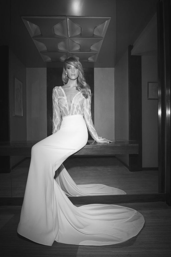 Dany Mizrachi - suknie ślubne na 2015 rok (FOTO)