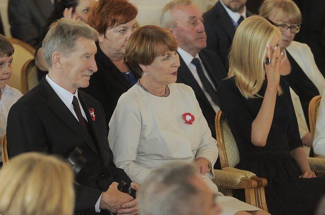 Dorota Wróblewska chwali stylizacje Agaty i Kingi Dudy