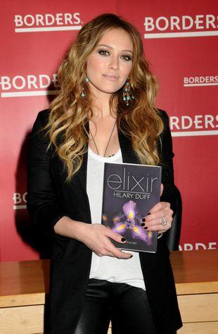 Hilary Duff lubi designerskie ciuchy