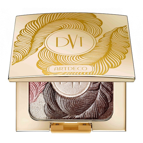 Dita Von Teese Golden Vintage -  kolekcja kosmetyków Artdeco