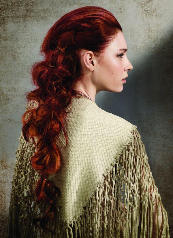 Modne fryzury na jesień wg Matrix (FOTO)