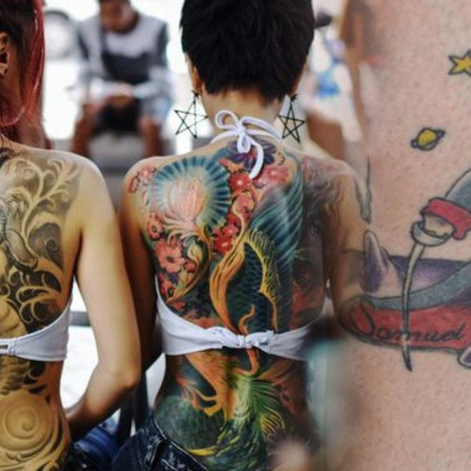 Zakochacie Się W Tatuażach Akwarelowych Musicie Je Zobaczyć