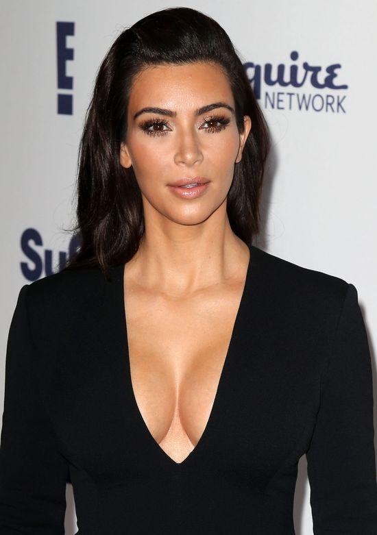 Makijaże Kim Kardashian
