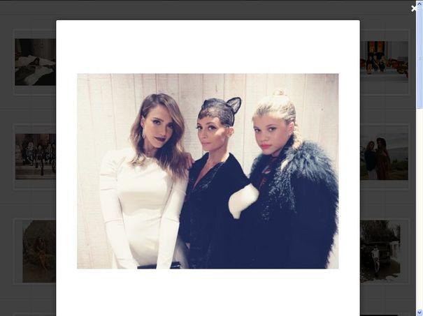 Sofia Richie - zdjęcia z Instagramu