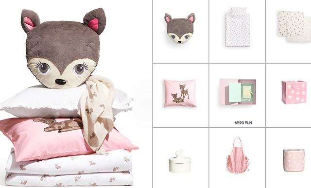 Świąteczne prezenty dla domu od H&M