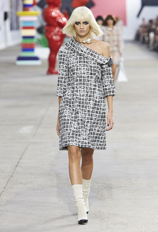 Chanel - kolekcja wiosna-lato 2014