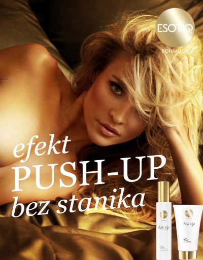 Joanna Krupa dla Esotiq - pierwsze plakaty reklamowe (FOTO)