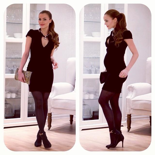 Nowa moda: chwalenie się świetnym ciałem po ciąży