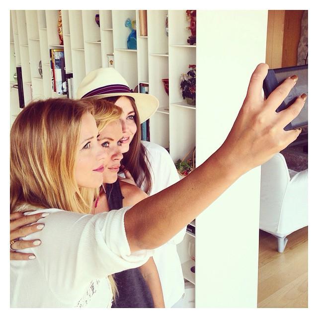 Blogerki modowe na swoich instagramowych profilach (cz. 79)