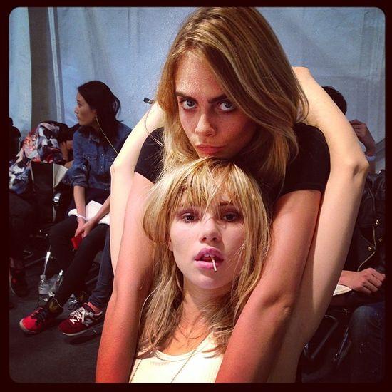 Najlepsze zdjęcia modelek umieszczane na Instagramie – koniec kwietnia
